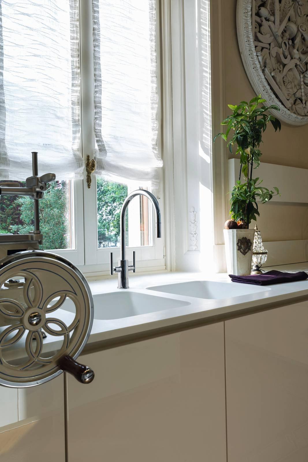 14 Nuovi Rubinetti Per La Cucina Collo Alto E Prestazioni Tecniche Cose Di Casa