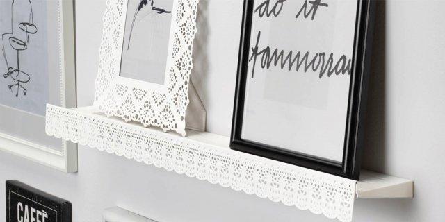 """Mensole & Co. per quadri e oggetti: un """"must have"""" che fa tendenza e decora la parete"""