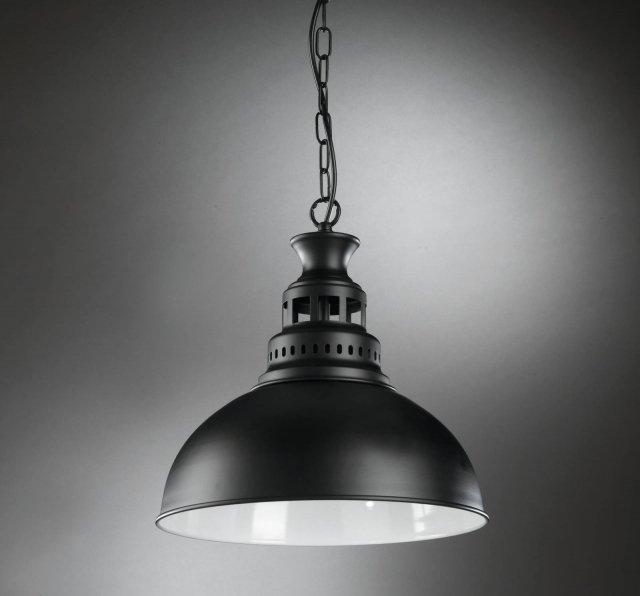 Nero in cucina dai mobili alla finestra black is rock for Mondo convenienza lampade