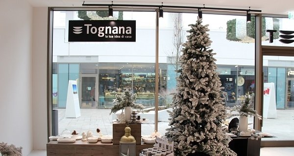 Tognana: nuovo flagship store presso il CityLife Shopping District di Milano