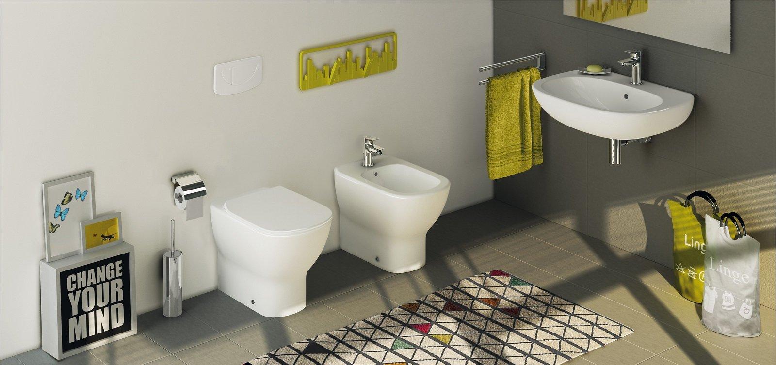 Anche con un budget contenuto si può attrezzare un nuovo bagno