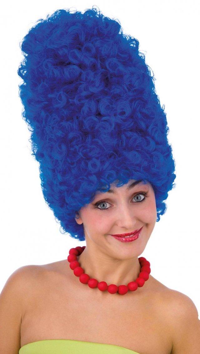 16- Festashop, parrucca alta