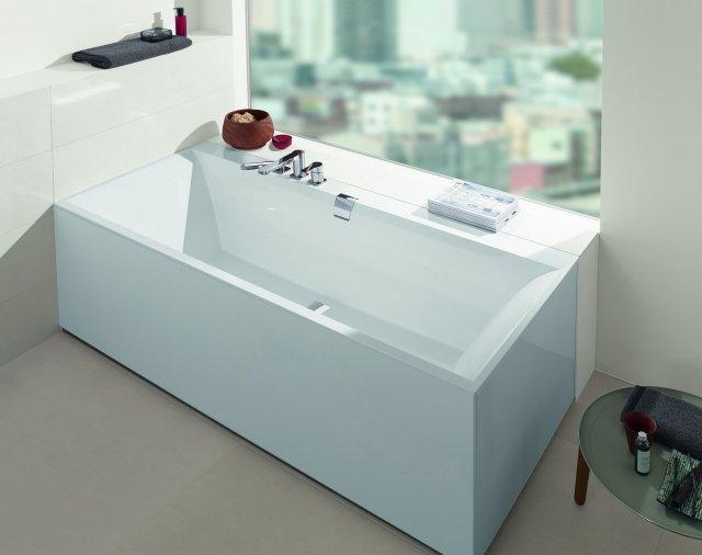 Vasche Da Bagno Vetroresina : Le vasche a parete in materiali resistenti e di facile manutenzione.