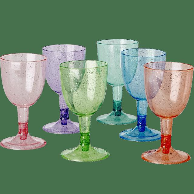 5_ Gallinasmilza, bicchieri_