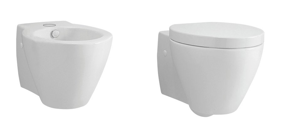Bidet sospeso remyx sosp 35254702 di leroy merlin cose for Polvere di ceramica leroy merlin