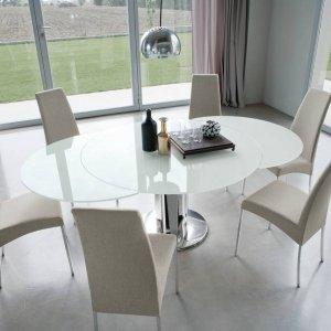 Tavolo rotondo allungabile: contemporaneo, classico, in stile ...