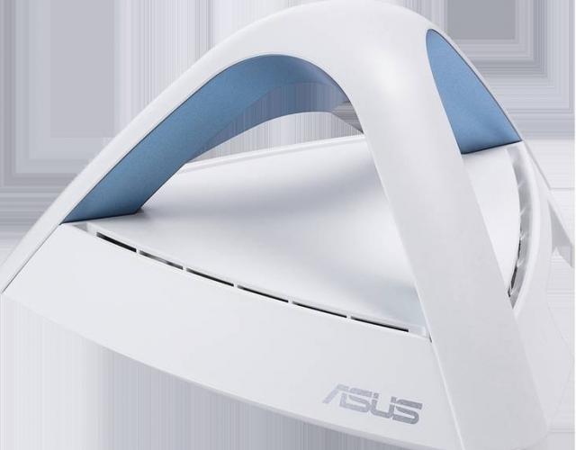 Asus Lyra Trio Con l'integrazione dell'assistente vocale Amazon Alexa, il nuovo Lyra Trio di Asus è un apparecchio della gamma di reti meshdi nuova generazione. Oltre ad avere la funzione di router Wi-Fi, funziona anche come smart speaker. Dotato di un particolare design triangolare, è stato progettato per garantire unacopertura uniforme e amplificare il segnale.  www.asus.com