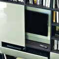 mobile tv LEMA_Selecta - con modulo scorrevole