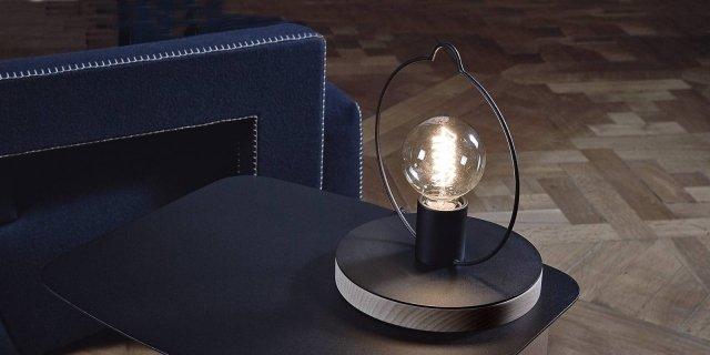 Tris Di Lumi Per Camera Da Letto. Awesome Tris Di Lumi Lamp In Legno ...
