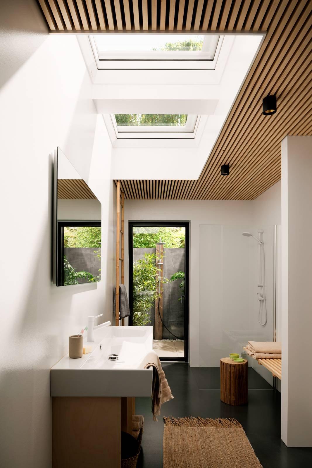 finestra per tetti piani ad alta efficienza cose di casa