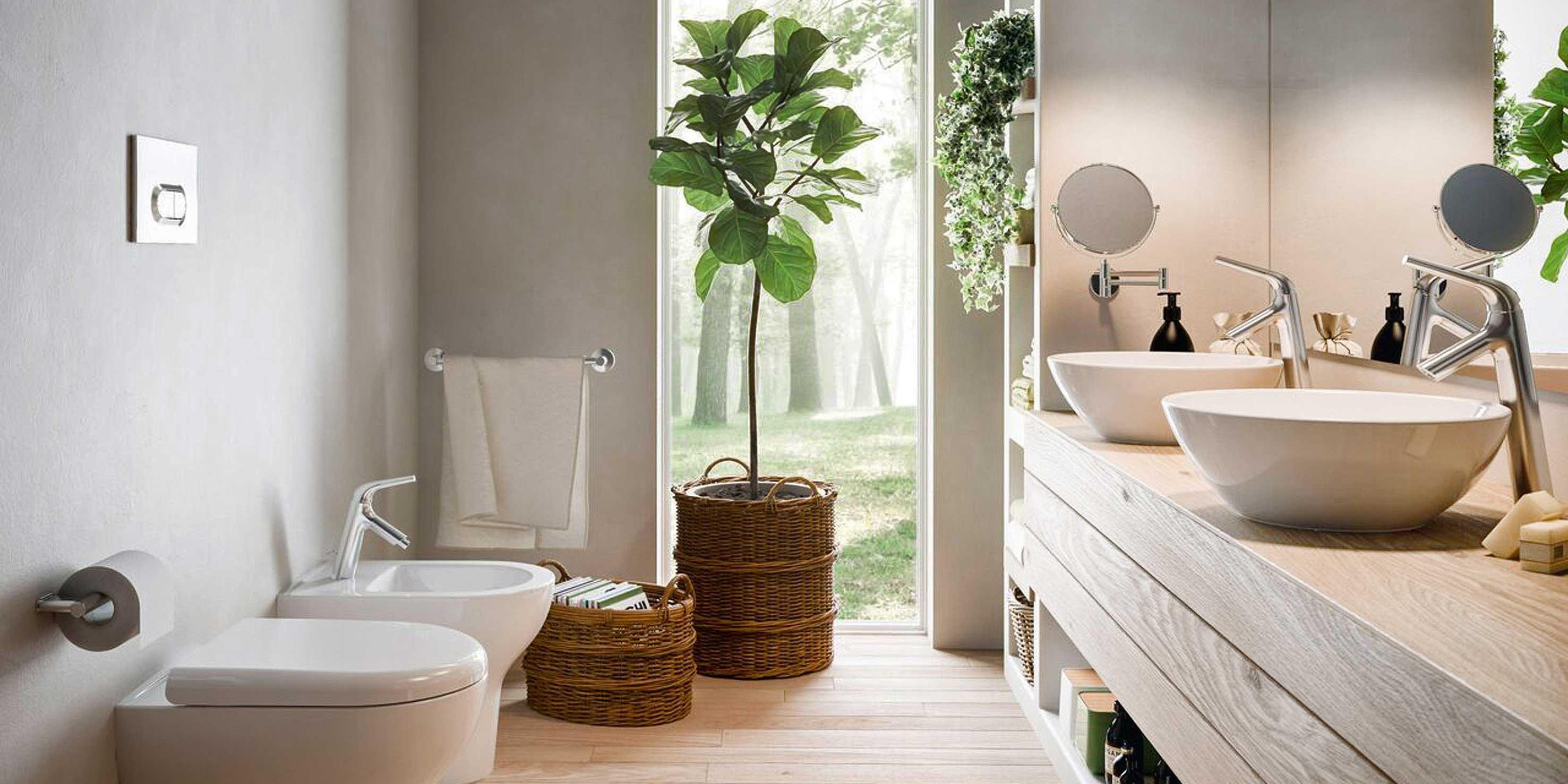 Piante per arredare il bagno cose di casa - Piante in bagno ...