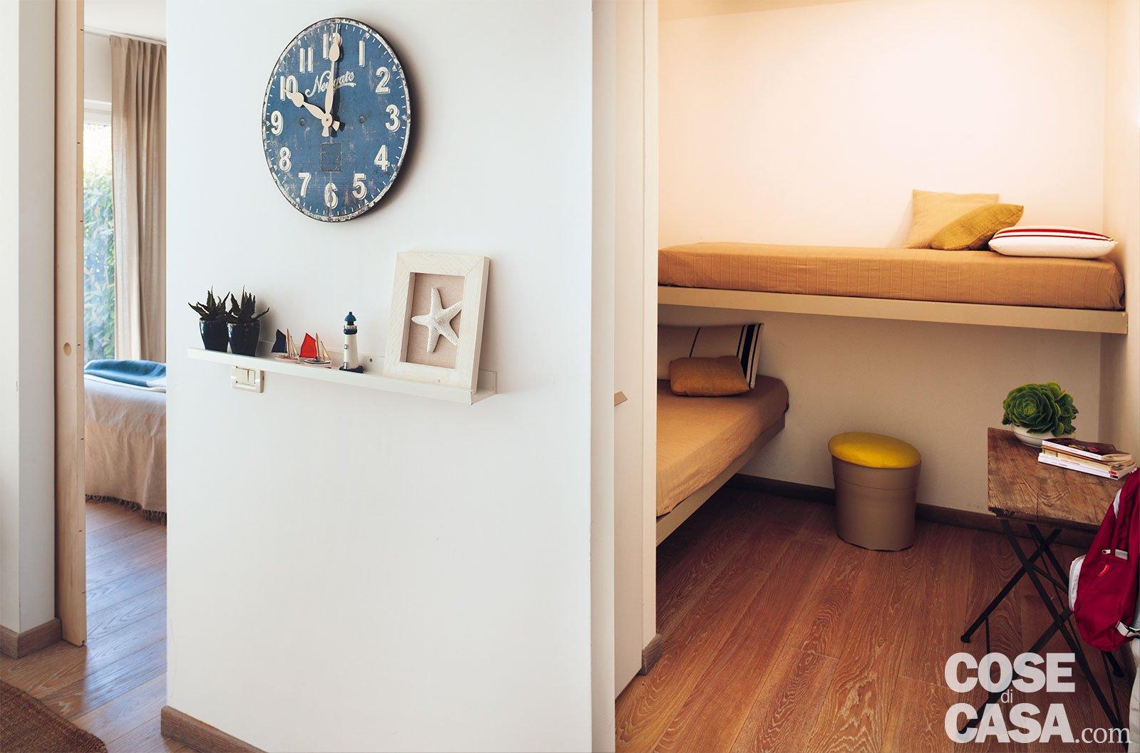 Dimensioni Porta Ingresso Casa in 52 mq un mini trilocale con lavanderia - cose di casa