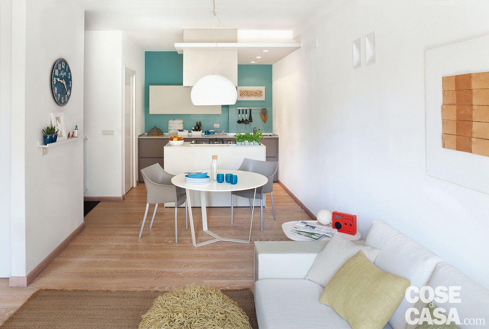 Cabina Armadio E Lavanderia : In mq un mini trilocale con lavanderia cose di casa
