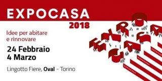 Expocasa 2018: a Torino il Salone dedicato al mondo dell'abitare