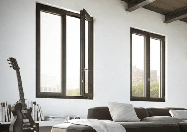 Finestra blacksoul di nurith cose di casa for Telaio della finestra progetta il design della casa