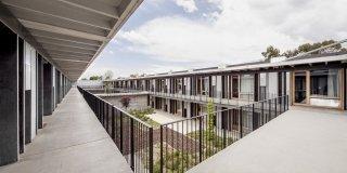 Student Housing (Spagna), progetto di Harquitectes+DataAE vincitore del Premio Europeo di Architettura Ugo Rivolta 2015 (foto Adrià Goula Photo).