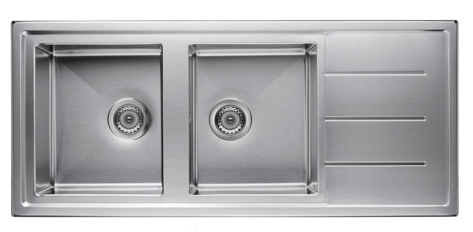 Lavandino Cucina Con Gocciolatoio lavello: quale materiale scegliere per il lavandino della