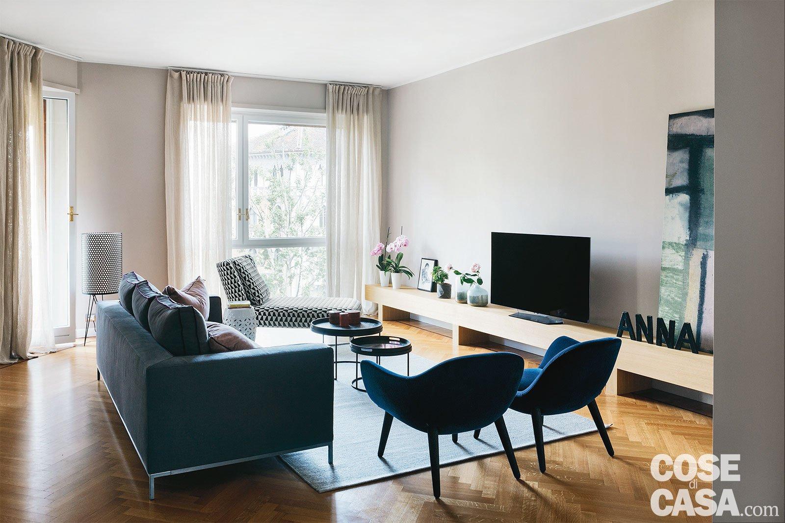 Illuminazione Camera Da Letto Contemporanea : Idee decor da copiare una casa di mq ristrutturata e resa più