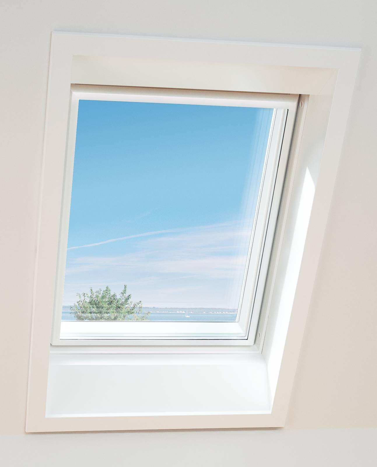 Finestra velux certificata passive house cose di casa for Piani casa di fascia alta