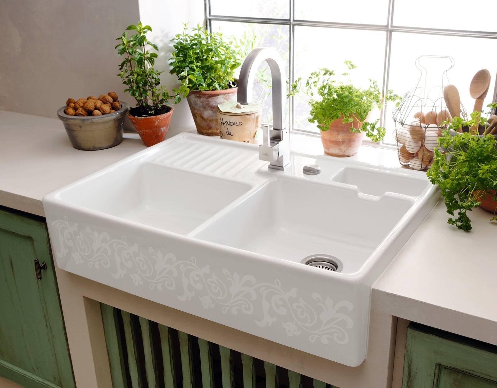 Lavello: quale materiale scegliere per il lavandino della cucina ...