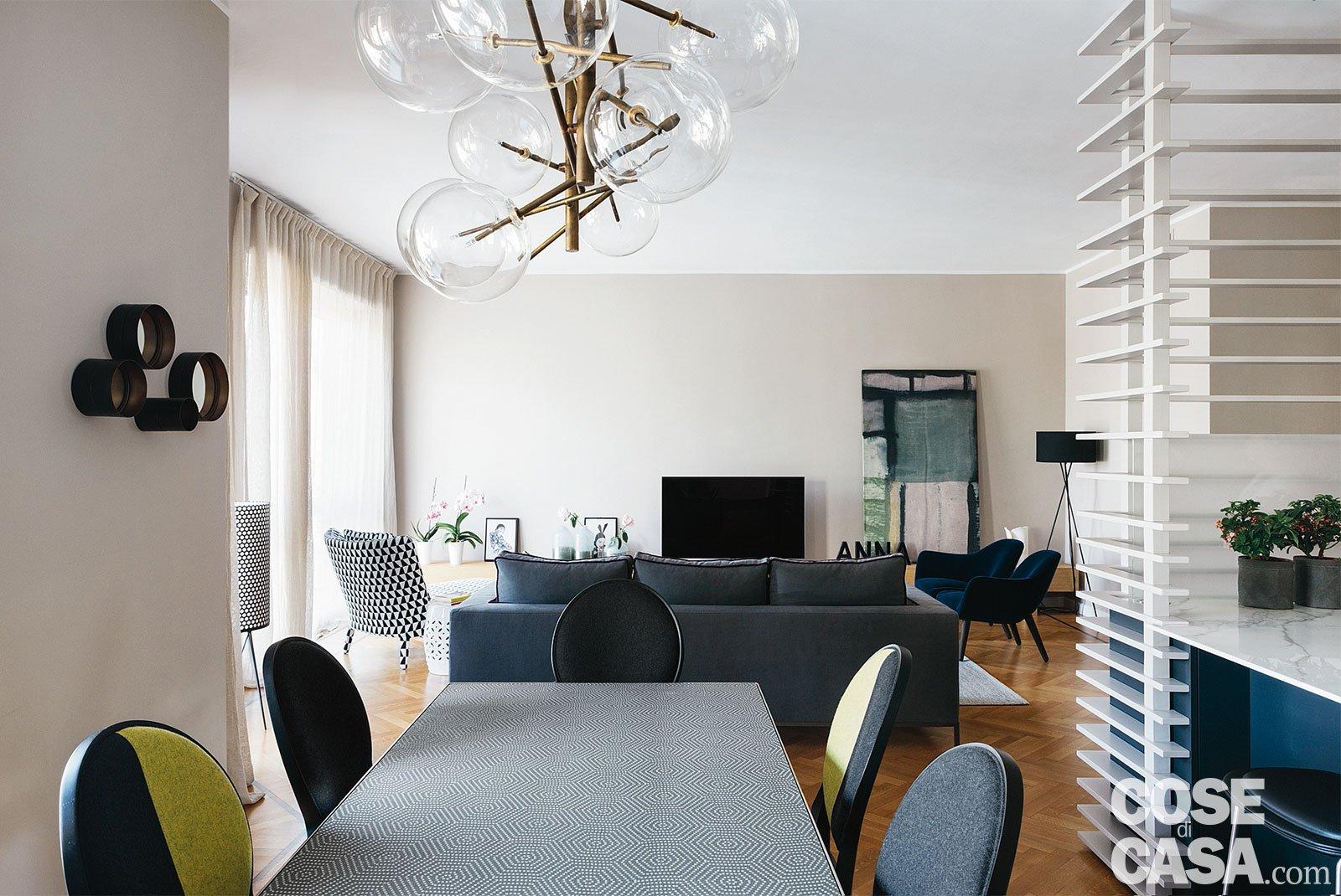 Idee decor da copiare: una casa di 153 mq ristrutturata e resa più ...
