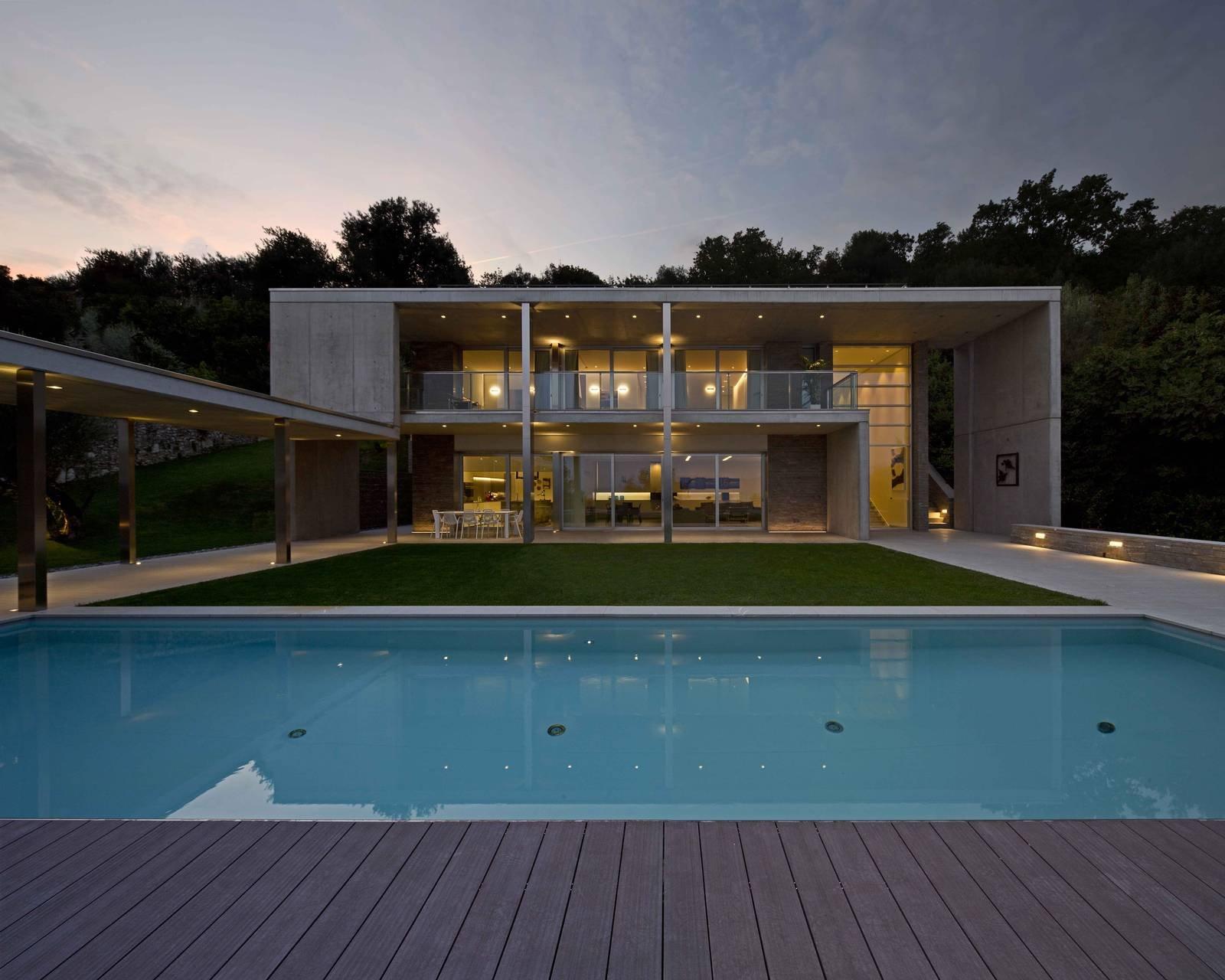 una casa domotica sul lago di garda cose di casa