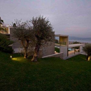 casa domotica sul lago di Garda