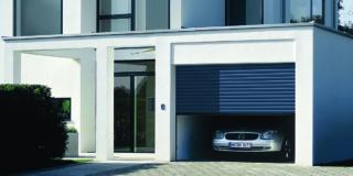 Portoni per garage fuoriterra: le varianti