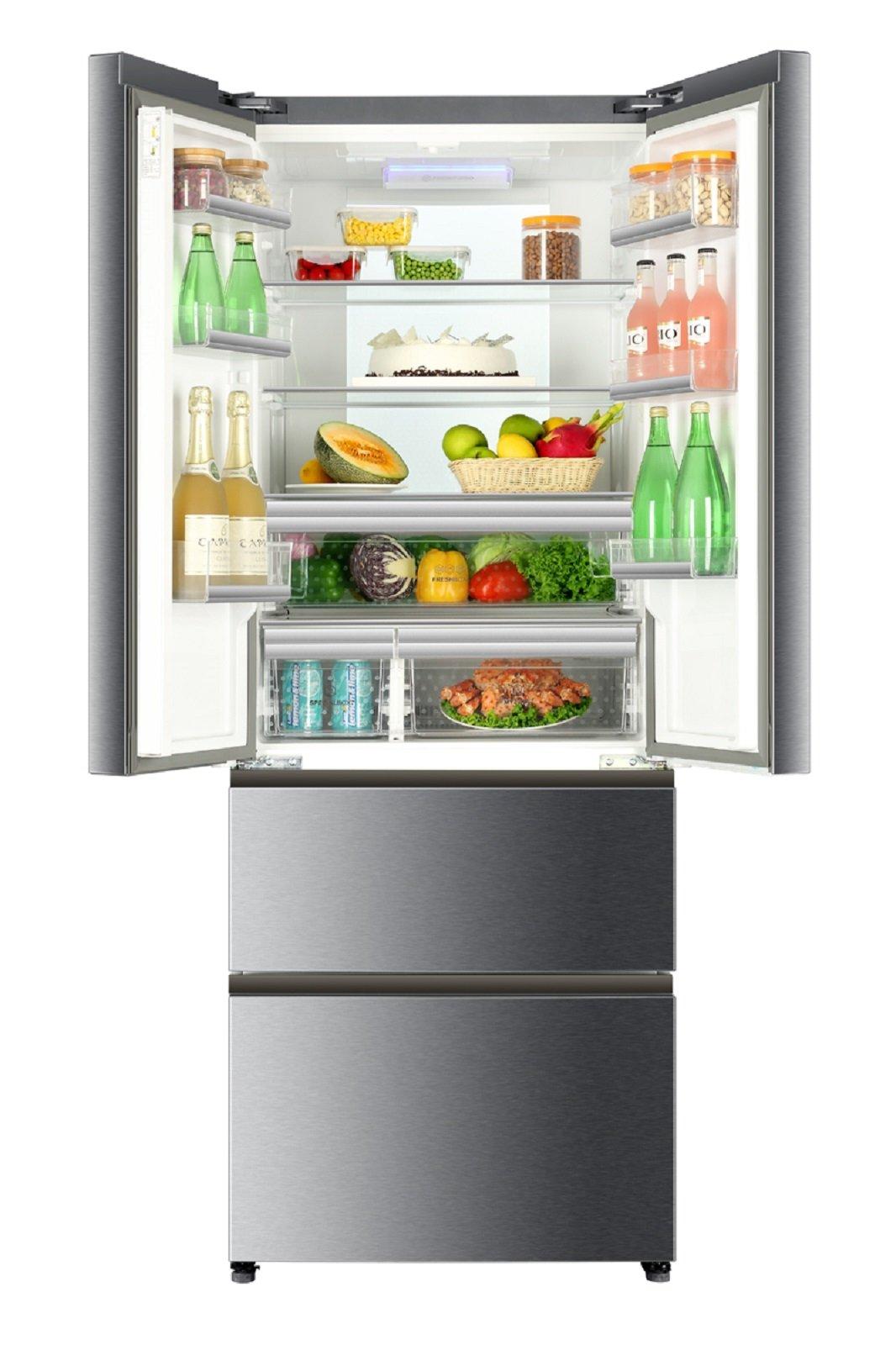 Gli apparecchi frigoriferi di ultima generazione sono molto silenziosi.