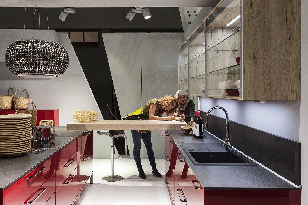 Eurocucina 2018 e ftk technology for the kitchen cose for Salone del mobile orari