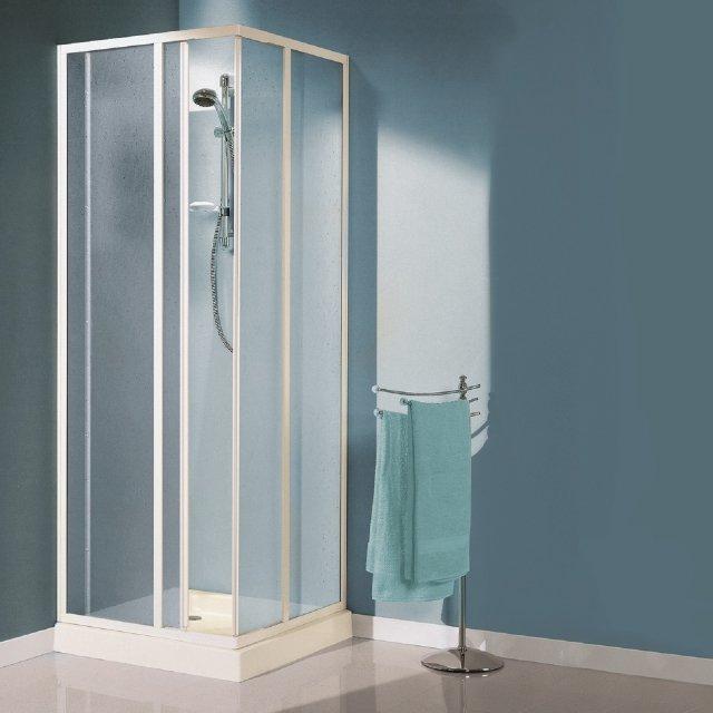 Nove box doccia confortevoli e dal prezzo conveniente - Leroy merlin bagno box doccia ...