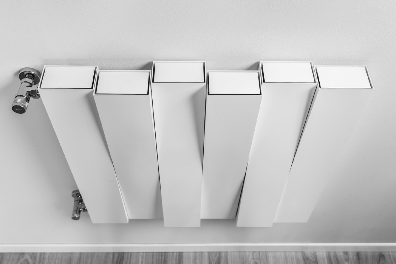 I nuovi modelli sostituiscono i vecchi radiatori sottofinestra