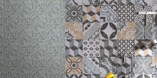 Articoli su piastrelle per bagno cucina e pavimenti for Piastrelle con decori