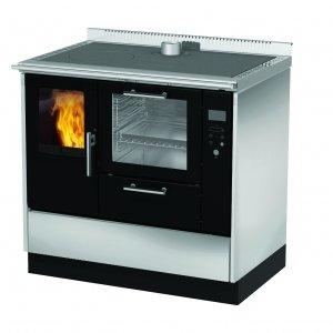 Cucine a legna KE 90 P di EdilKamin