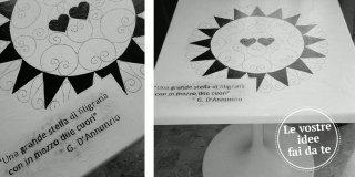 Trasformare un vecchio tavolo con un disegno