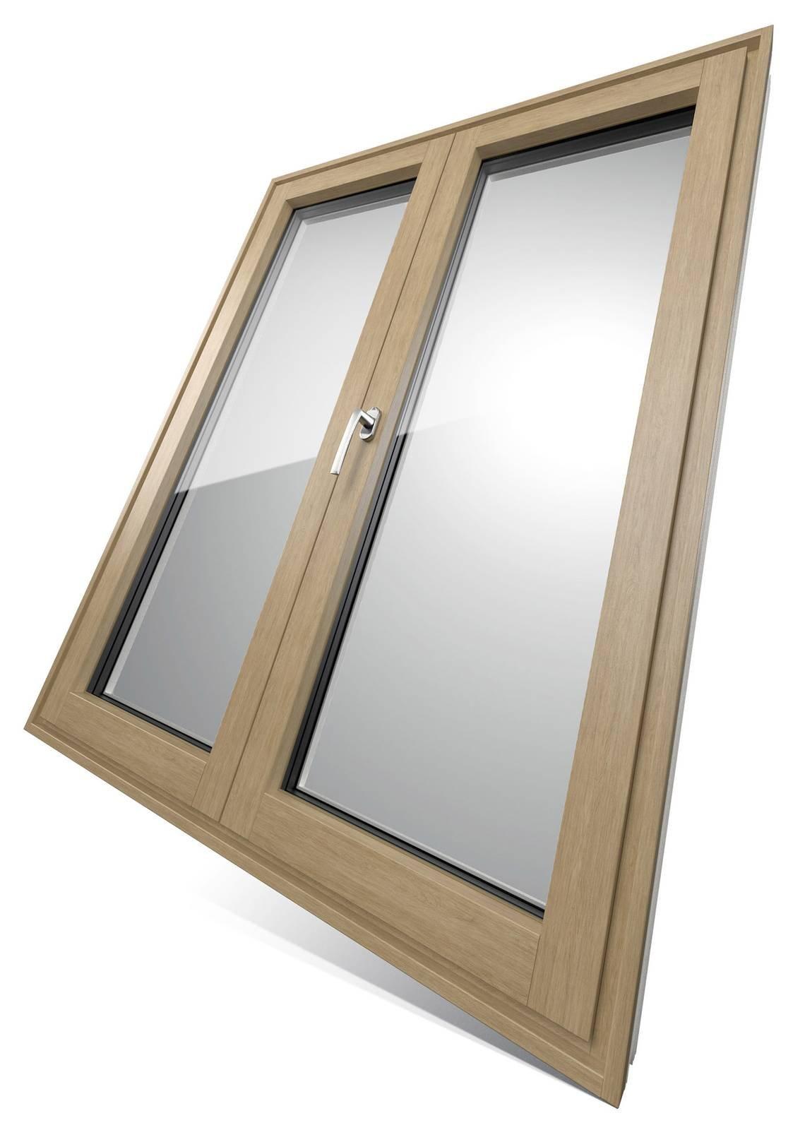 Serramenti Pvc O Alluminio Opinioni le nuove finestre in alluminio-legno e pvc-legno - cose di casa
