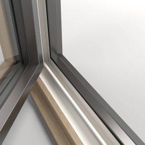 FIN-Ligna alluminio-legno