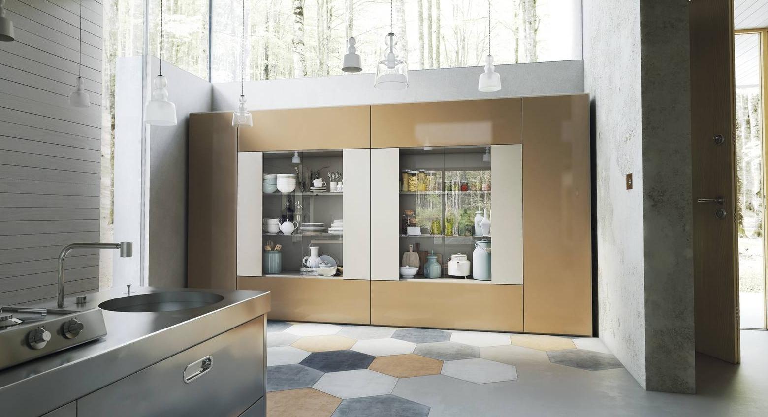 Colonne per la cucina e ogni cosa trova il posto giusto for Trova i progetti per la mia casa