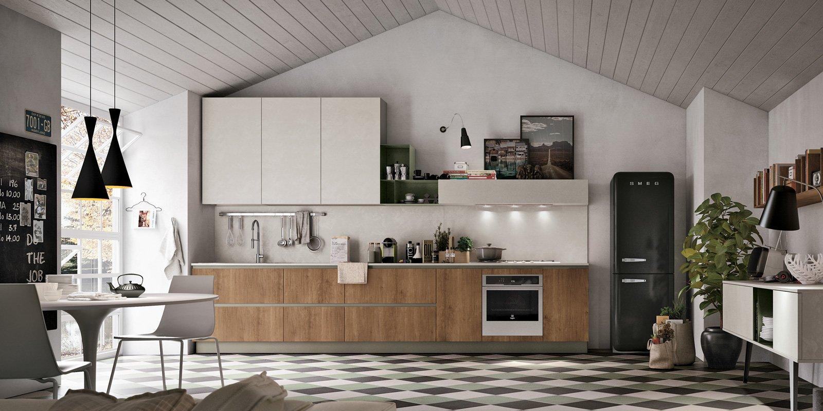 Cucine qual il legno pi richiesto e venduto cose di - Cucine bellissime classiche ...