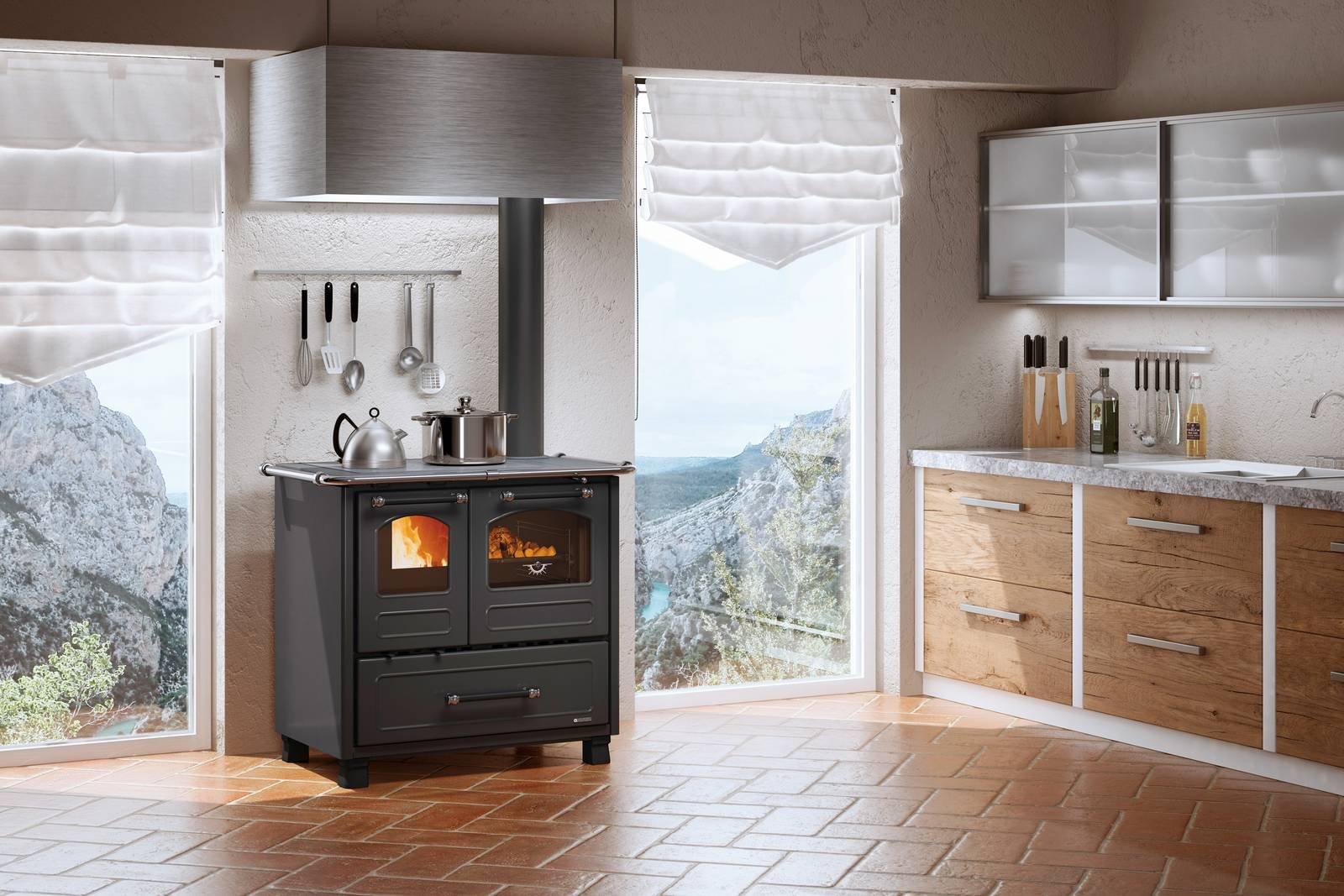 Le migliori cucine a legna a progetto fuoco cose di casa - Le migliori cucine ...