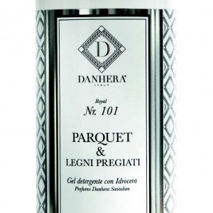 Royal Collection di Danhera: parquet & legni pregiati