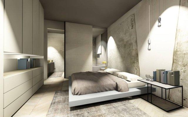 Bagno in camera soluzioni d 39 effetto cose di casa - Camera da letto con bagno ...
