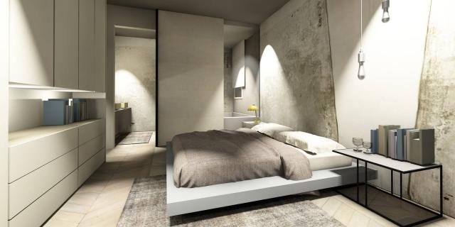 Bagno in camera: soluzioni d'effetto