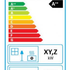 Etichetta energetica di stufe e caminetti, obbligatoria dal I gennaio 2018