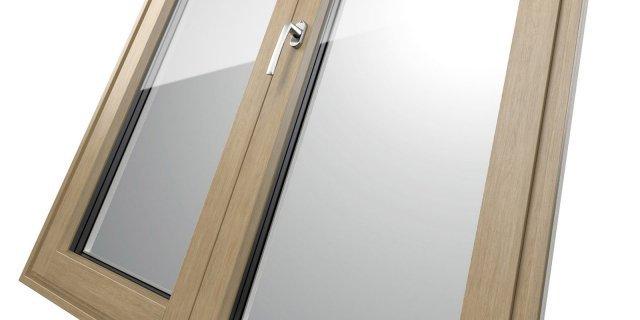 Le nuove finestre in alluminio-legno e pvc-legno