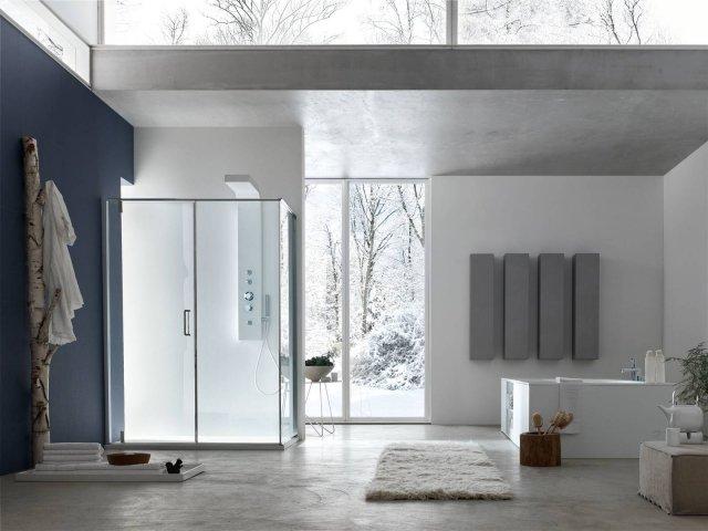 Nove box doccia confortevoli e dal prezzo conveniente for Arcom bagno
