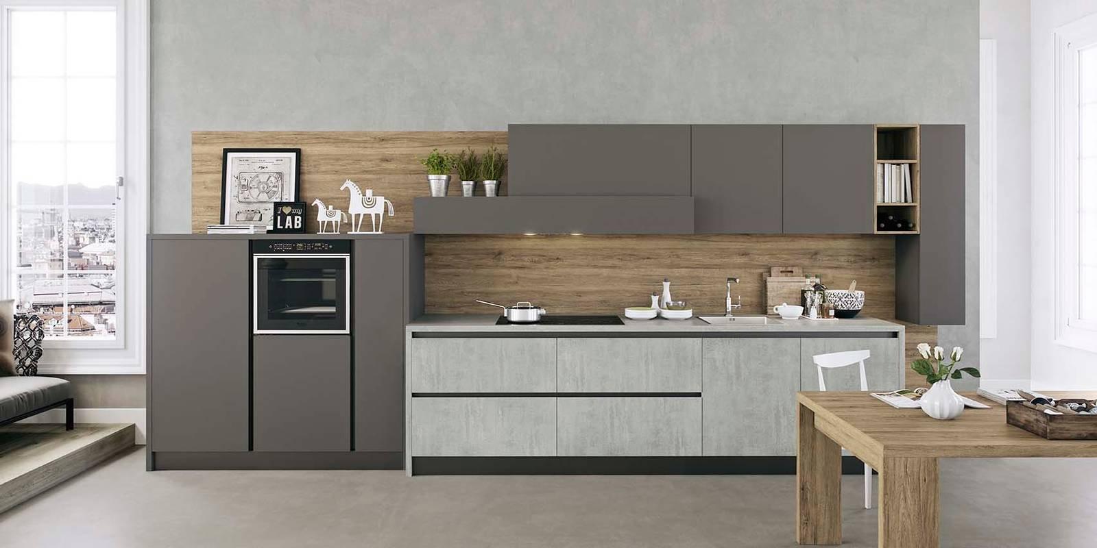 Qual il colore pi richiesto e scelto per la cucina cose di casa - Cucine grigio perla ...