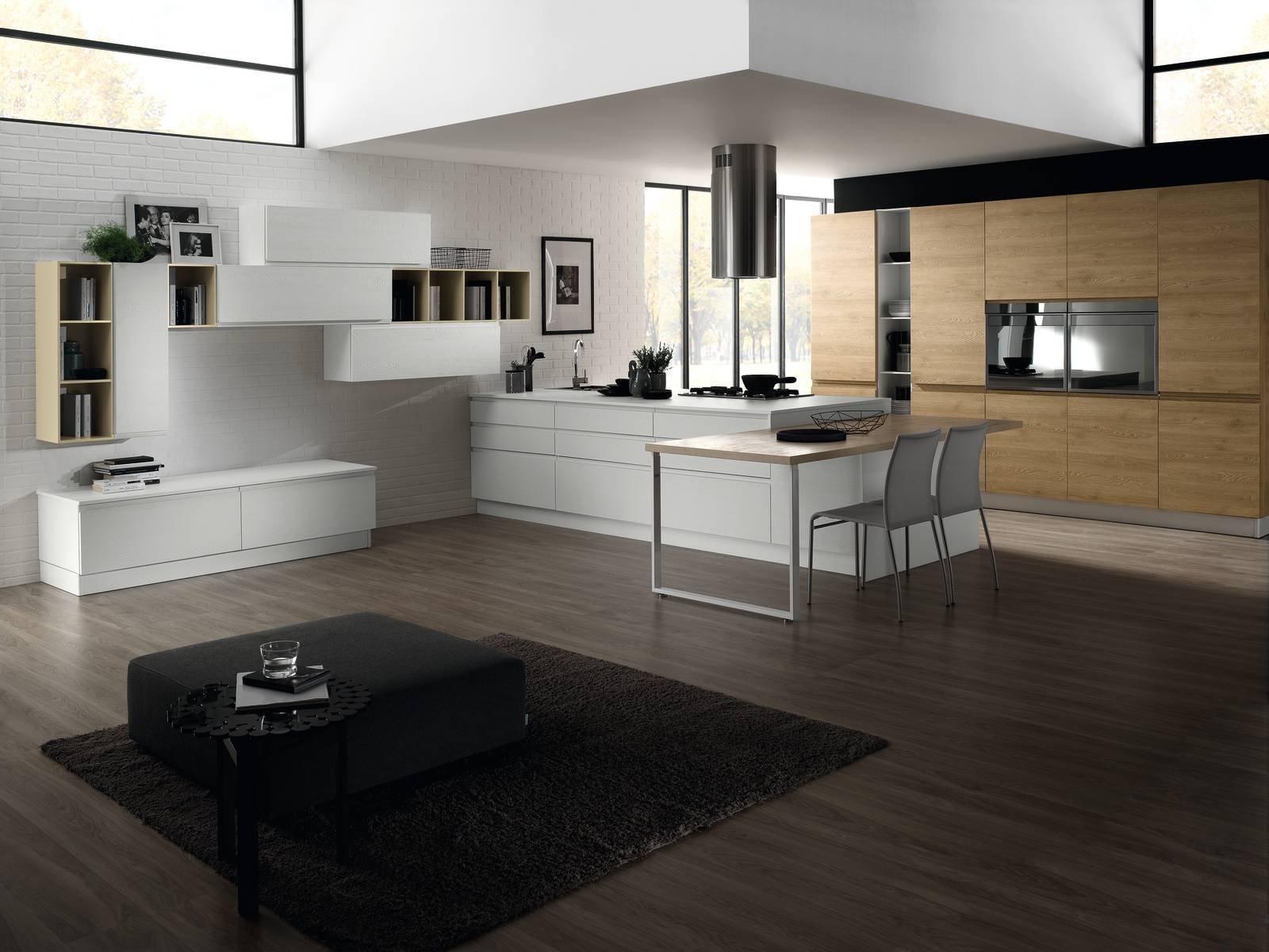 Dimensioni cucina con isola beautiful cucina con isola dimensioni progetto cucina con isola - Altezza isola cucina ...