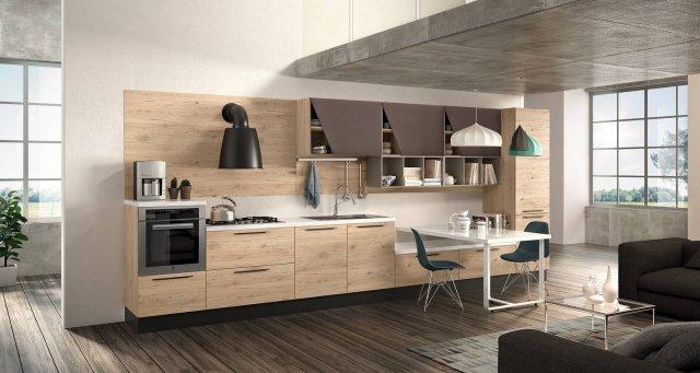 conforama Maila cucina legno + richiesta e venduta