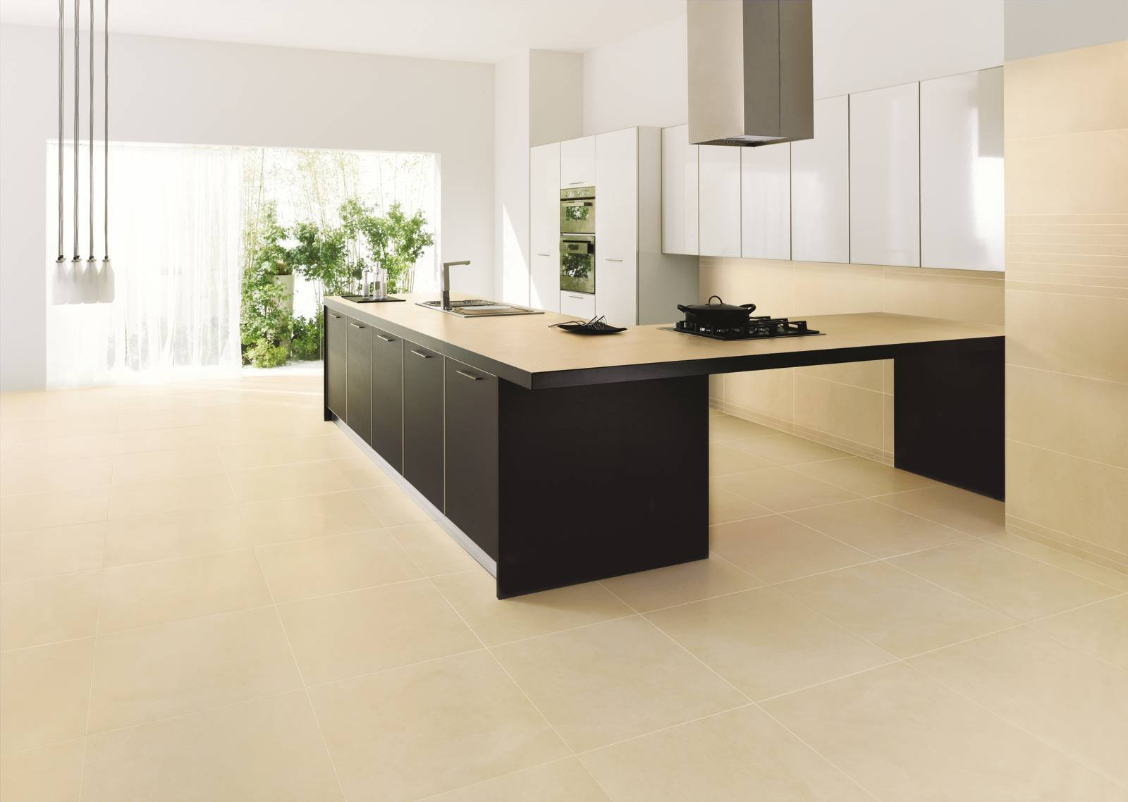 Gres porcellanato per i piani di lavoro delle cucine cose di casa - Cucine in kerlite ...